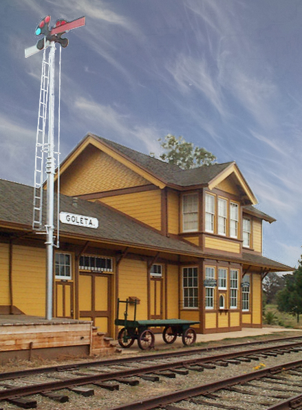 Photo of Goleta Depot