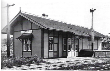 Photo of Ellwood Depot